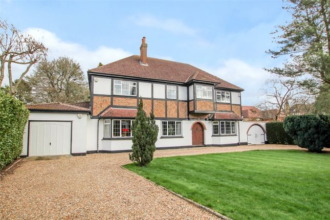 Thumbnail Property for sale in Worlds End Lane, Chelsfield Park, Orpington, Kent