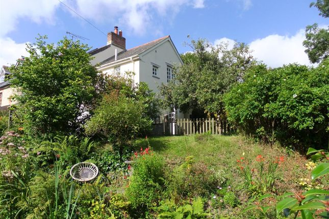 Thumbnail End terrace house for sale in Polscoe, Lostwithiel