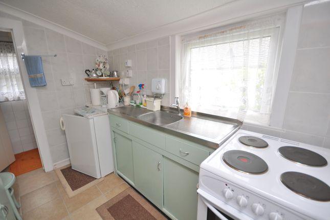 Kitchen of 58 Wilson Street, Girvan KA26