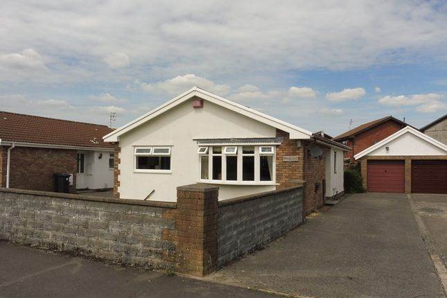 Thumbnail Detached bungalow for sale in Meadow Lane, Hirwaun, Aberdare