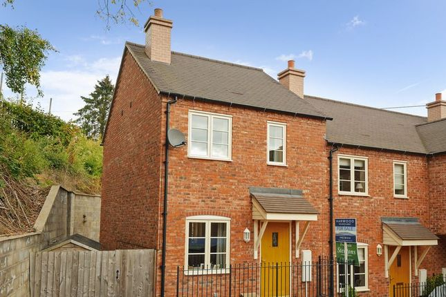 Thumbnail Terraced house for sale in The Mines, Benthall, Broseley