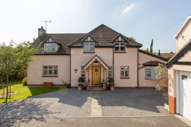 Thumbnail Detached house for sale in Bucklands Drive, Nailsea, Bristol