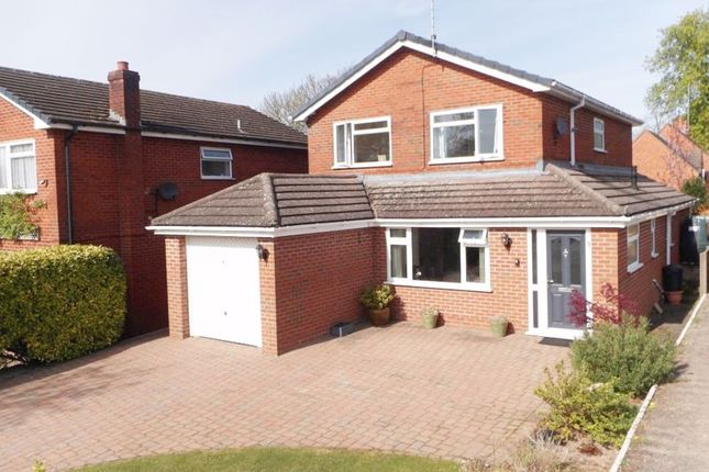 4 bed detached house for sale in Chapel Close, Audlem, Cheshire CW3