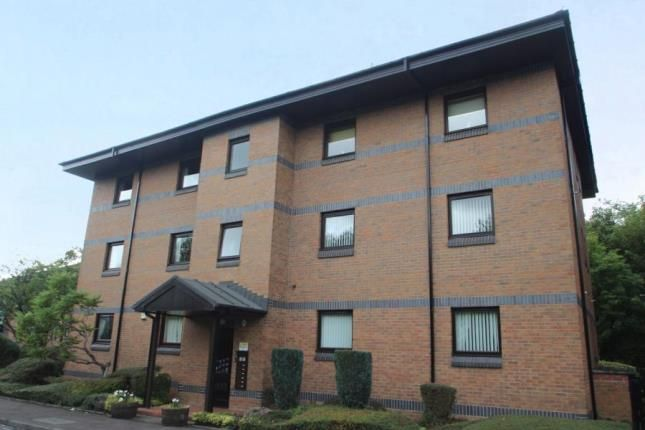 Thumbnail Flat for sale in Victoria Gardens, Paisley, Renfrewshire