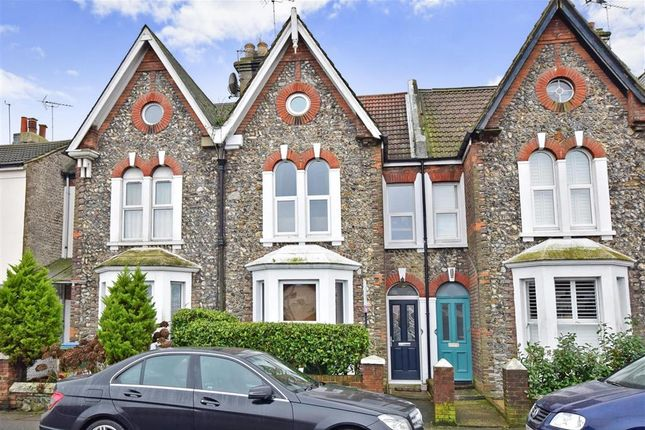 3 bed terraced house for sale in Terminus Road, Littlehampton, West Sussex
