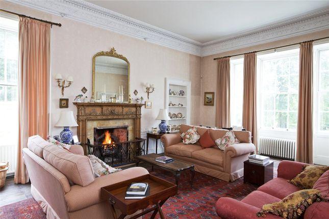 Living Room of Quarter, Denny, Stirlingshire FK6