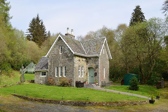 Thumbnail Cottage for sale in Glendaruel, Colintraive, Argyll And Bute