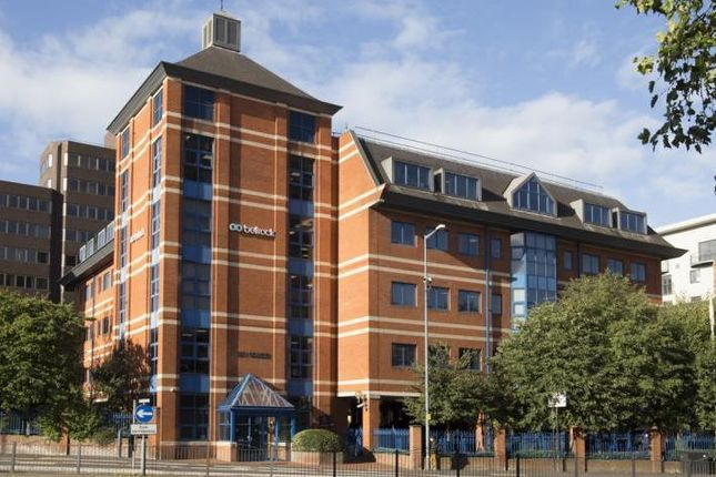 Thumbnail Office to let in Second Floor Suite 1, Peat House, 1, Waterloo Way, Leicester