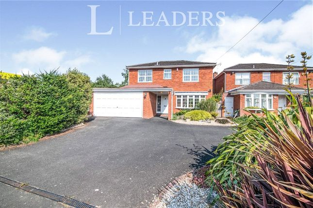 4 bed detached house for sale in Shutt Lane, Earlswood, Solihull B94