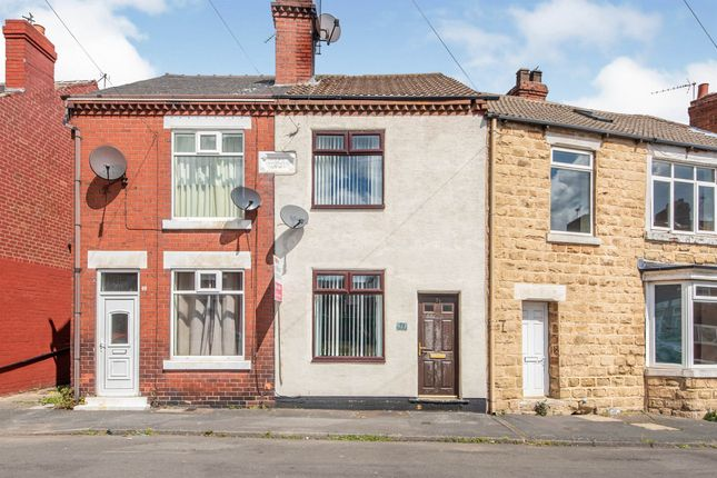 Thumbnail Terraced house for sale in Albert Road, Mexborough