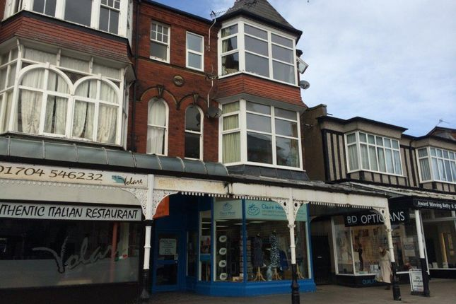 Thumbnail Retail premises for sale in Lord Street, Southport