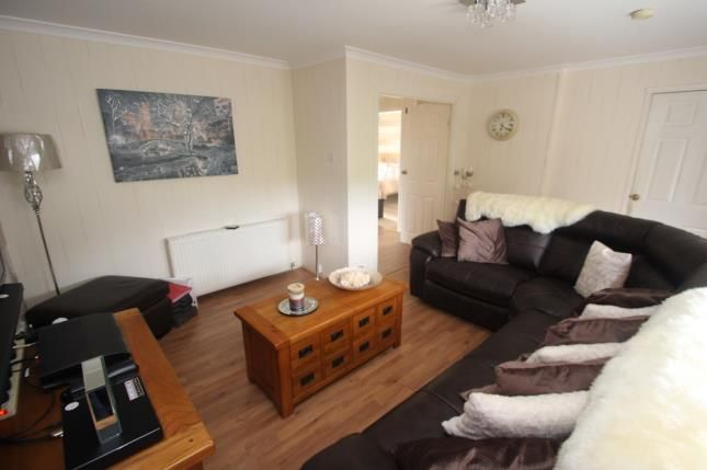 Lounge of Medlar Road, Abronhill, Cumbernauld, North Lanarkshire G67