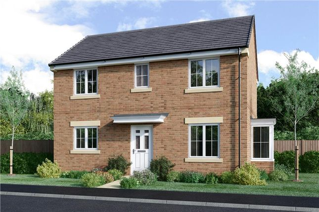"Thumbnail Detached house for sale in ""Ruskin"" at Bryning Lane, Warton, Preston"