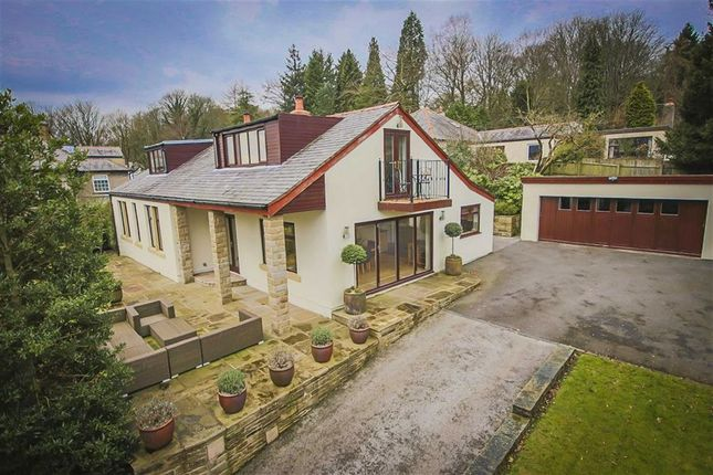 Thumbnail Detached house for sale in Whins Lane, Simonstone, Lancashire