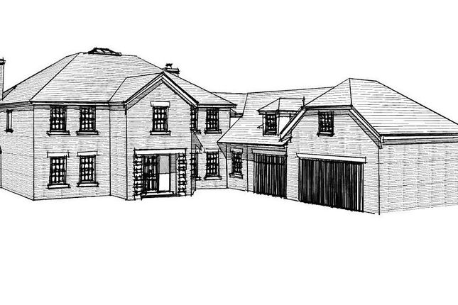 Thumbnail Detached house for sale in Plot 5, Shaw Park, Weston Lane, Oswestry, Shropshire