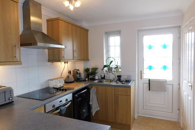 Thumbnail Terraced house to rent in Wilby Lane, Anchorage Park, Portsmouth