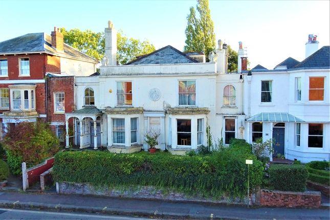 Thumbnail Terraced house for sale in Salutary Mount, Heavitree, Exeter, Devon