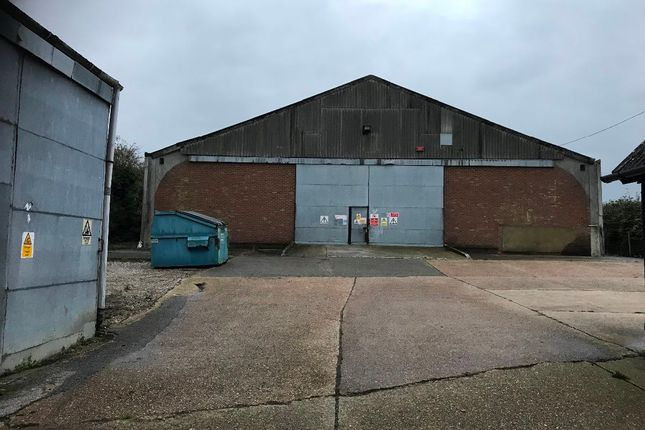 Thumbnail Warehouse to let in Sandwich Road, Ash, Canterbury
