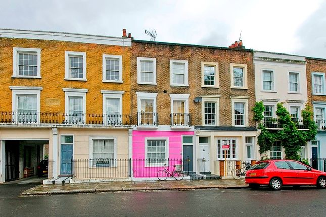 2 bed maisonette for sale in Hartland Road, London