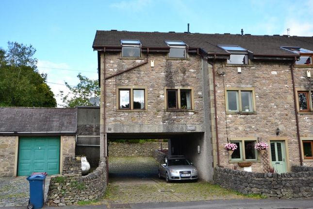 Thumbnail Town house for sale in The Old Coach House, Main Street, Gisburn