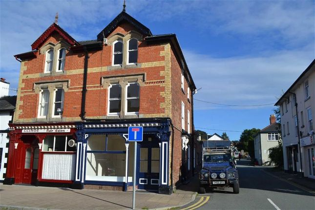 Thumbnail Property for sale in The Burrows, 4A, High Street, Llanidloes, Powys