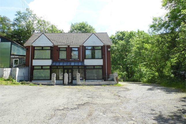 Thumbnail Detached house for sale in Oxford Street, Pontycymer, Bridgend, Mid Glamorgan