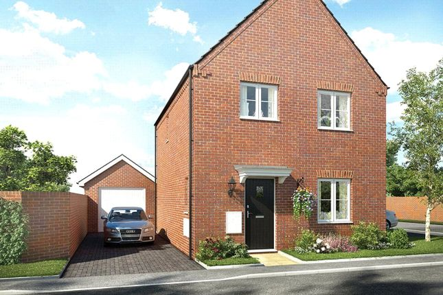 Thumbnail Detached house for sale in Yarmouth Road, Blofield, Norfolk