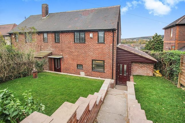 Thumbnail Semi-detached house to rent in Mortomley Lane, High Green, Sheffield