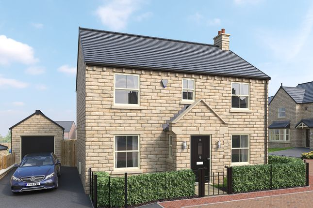 Thumbnail Detached house for sale in Meltham Grange, Holmfirth