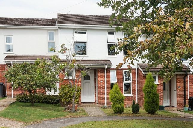 Thumbnail Terraced house for sale in Vale Way, Kings Worthy, Winchester