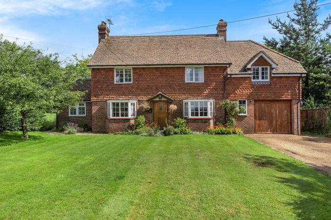 Thumbnail Detached house to rent in Knob Hill, Warnham, Horsham