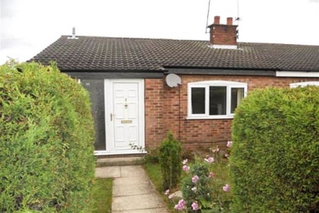 Thumbnail Semi-detached bungalow to rent in Moorfield Drive, Wilberfoss, York