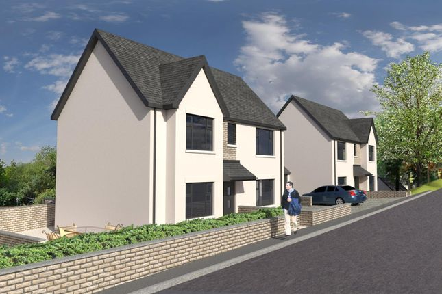 Thumbnail Detached house for sale in Machen, Caerphilly