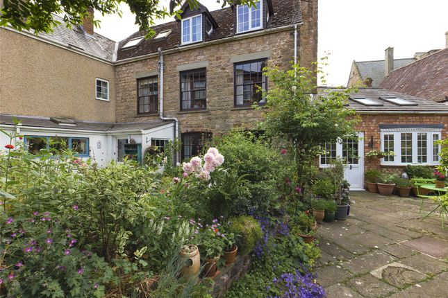 Thumbnail Town house for sale in High Street, Mitcheldean, Gloucestershire
