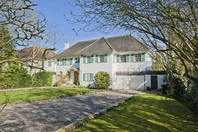 Thumbnail Detached house for sale in Russell Road, Northwood
