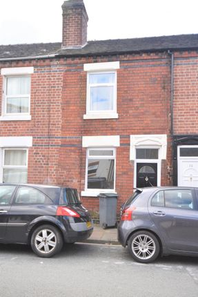 Thumbnail Terraced house to rent in Kildare Street, Stoke-On-Trent, Staffordshire