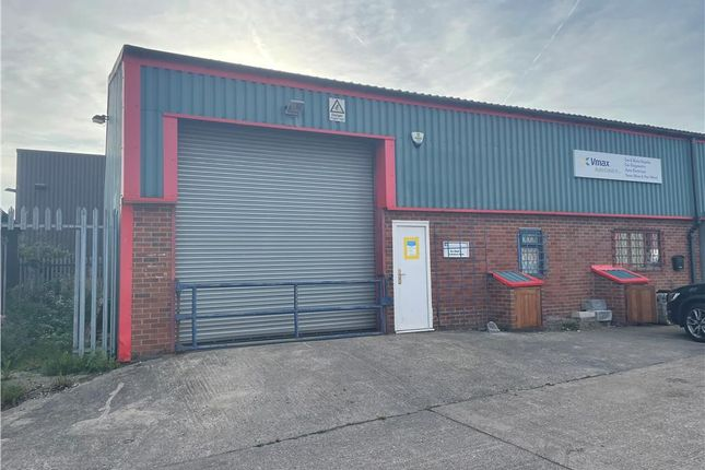 Thumbnail Industrial to let in Unit 10, Clwyd Court 2, Rhosddu Industrial Estate, Wrexham, Wrexham
