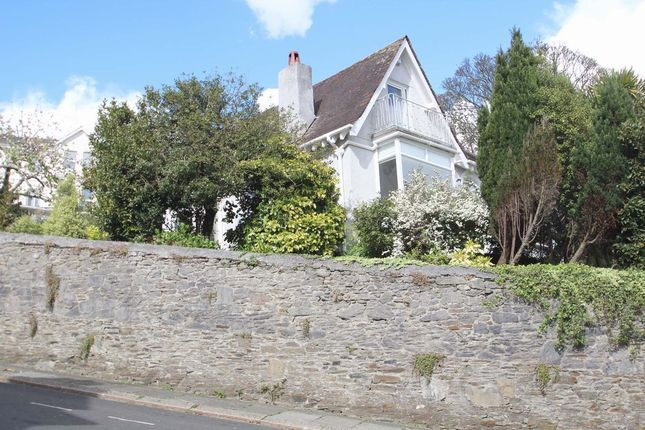 Thumbnail Detached bungalow for sale in The Cottage, Mannamead, Plymouth