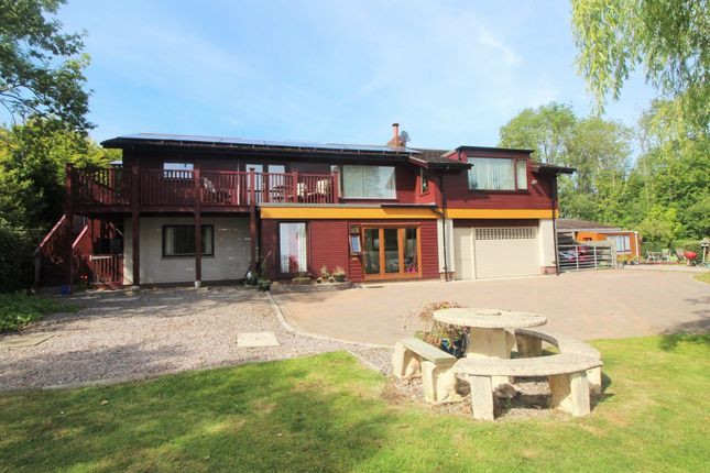 Detached house for sale in Dyke, Forres