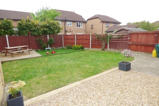 Garden of Norbreck Close, Great Sankey, Warrington, Cheshire WA5