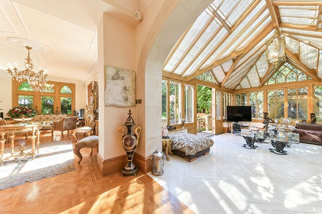 Thumbnail Detached house for sale in Stamford Brook Road, London