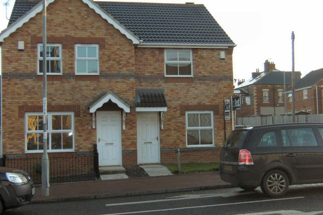 Thumbnail Semi-detached house to rent in Victoria Road, Gateshead