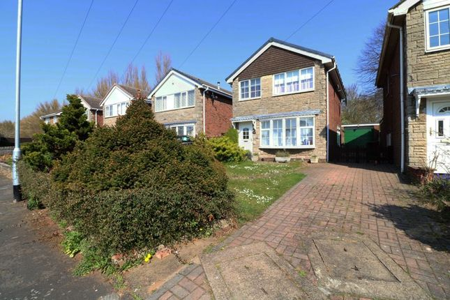 Detached house for sale in Hilltop Avenue, Scunthorpe