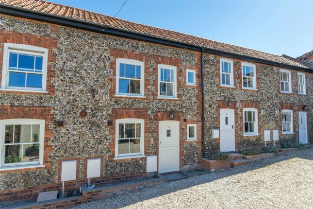 Thumbnail Terraced house for sale in Mindhams Yard, Wells-Next-The-Sea