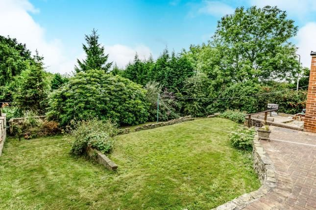 Garden of Deer Croft Crescent, Salendine Nook, Huddersfield, West Yorkshire HD3