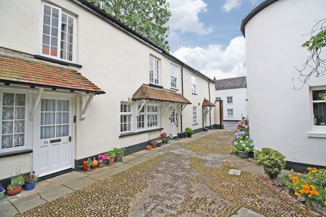 Thumbnail Flat for sale in Fore Street, Topsham, Exeter