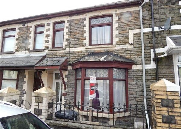 Thumbnail Terraced house to rent in Gladstone Street, Abertillery