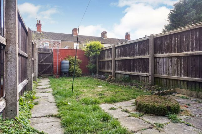 Garden of Ripon Street, Grimsby DN31