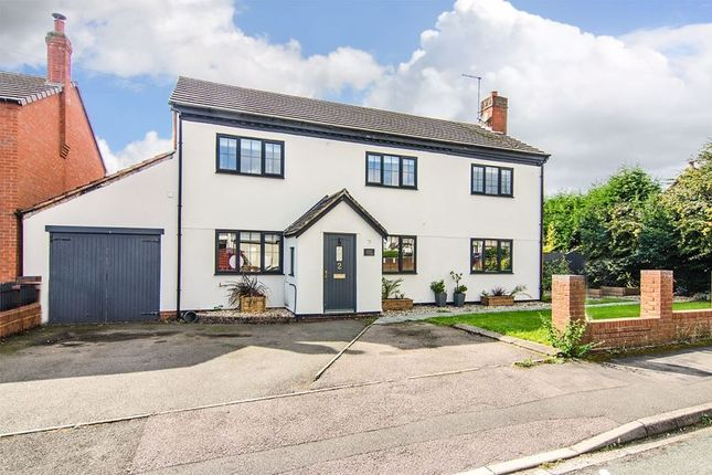 4 bed detached house for sale in Stag Farm, Deer Close, Norton Canes WS11