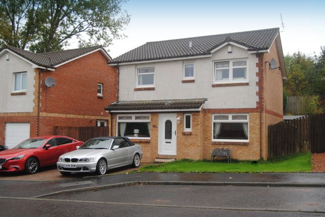 Thumbnail Detached house for sale in Beltane Street, Wishaw